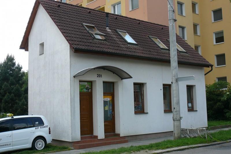 Pronájem nebytových prostor Luhačovice