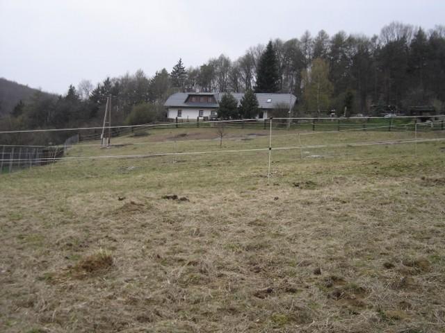Lukrativní pozemek v Buchlovicích